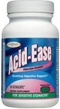 Acid Ease 90 UltraCaps Enzymatic Therapy, Digestive Health