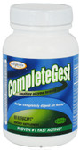 CompleteGest, 90 UltraCaps, Enzymatic Therapy, Digestion