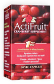 ActiFruit with Cran-Max 30 Caps Enzymatic Therapy