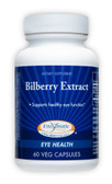 Bilberry Extract 60 UltraCaps Enzymatic Therapy