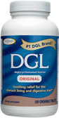 DGL 100 Chew Tabs, Enzymatic Therapy