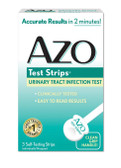 AZO 3 Urinary Tract Infection Test Strips, I-Health