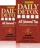 Daily Detox Apple Cider Cinnamon 30 Bags Daily Detox