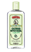 Alcohol Free Cucumber Witch Hazel Toner w/Aloe 12 oz, Thayers