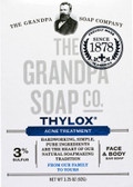 Thylox Acne Treatment Soap 3.25 oz Grandpa's Brands, Blackheads