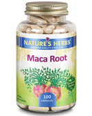 Nature's Herbs Maca Root 100 Caps