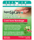 Invisible Cold Sore Bandage 12 ct Quantum