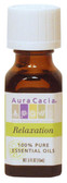 Aura Cacia Relaxation Essential Oil Blend 0.5 oz bottle