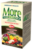 Men's More Than A Multiple 90 Tabs American Health
