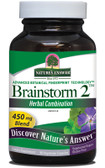 Brainstorm 2 Nature's Answer 90 vegicaps, Cognition