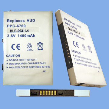AUDIOVOX PPC6700 Battery