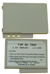 AUDIOVOX Z800 Battery
