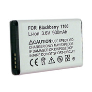 BLACKBERRY 8700 SERIES Battery