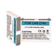 Casio G'ZONE BRIGADE Cellular Battery
