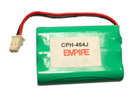 COBY CTP8800 Battery