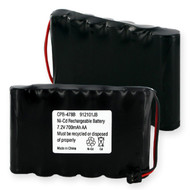 Empire Scientific CPB-478B battery