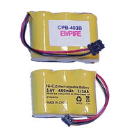 ITT PC1600 Battery