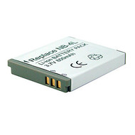 800mAh Rechargeable Battery for Canon PowerShot SD400 Camera