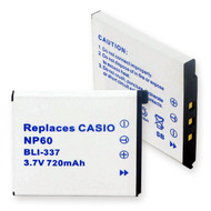 Casio EX-229 Video Battery