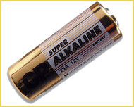 23A Alkaline 12V 38mAh high voltage battery