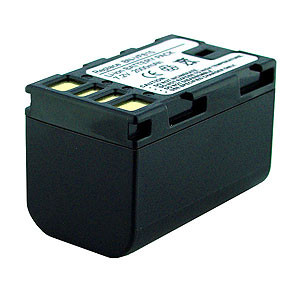 2000mAh Rechargeable Battery for JVC GZ MG27u Camera