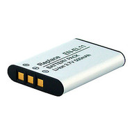500mAh Rechargeable Battery for Olympus FE 370 Camera