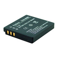 700mAh Rechargeable Battery for Panasonic Lumix DMC-FS3 Camera
