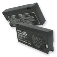 Panasonic AG456 battery, 2.0Ah