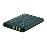 600mAh Rechargeable Battery for Samsung NV8 Camera