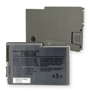 Dell 06P758 Laptop Battery
