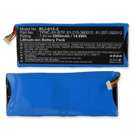 Crestron 81-207-392012 Remote Control Battery