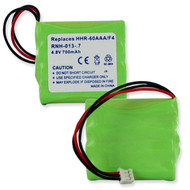 Philips 810091102101 Remote Control Battery