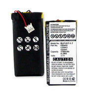 Philips PB9400 Remote Control Battery