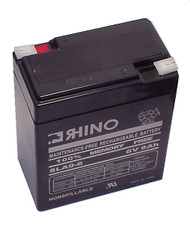 NATIONAL POWER CORPORATION GS026R3 battery (replacement)