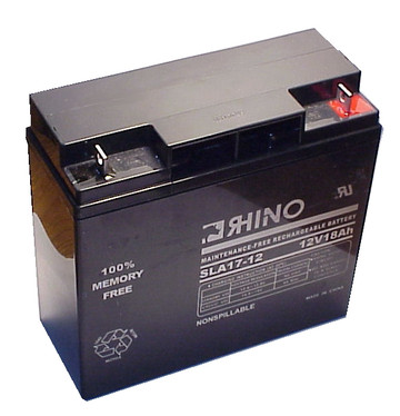 R - D BATTERIES PS12180F battery (replacement)