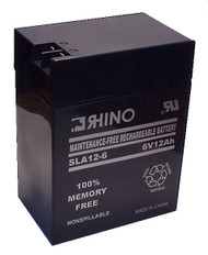 STORAGE battery (replacement) SYSTEMS S12120L battery (replacement)