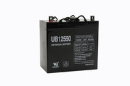 UB12550 (Group 22NF) battery (replacement)