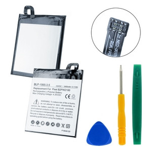 GOOGLE B2PW2100 Tablet Battery With Tools