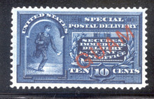 gme1d3. Guam E1 unused OG Extremely Fine Jumbo! Outstanding example!