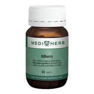 Mediherb Bilberry 6000mg 60 Tablets