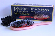 Mason Pearson Handy Nylon and Bristle (Pink)