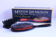 Mason Pearson Junior Nylon and Bristle (Dark)