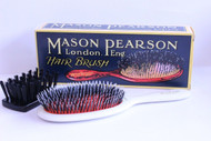 Mason Pearson Junior Nylon and Bristle (Ivory)