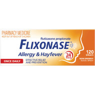 Flixonase 24HR Spray 120 Dose