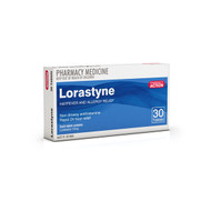 Pharmacy Action Lorastyne 30 Tablets 10mg