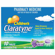 Claratyne Chewable 10 Tablets