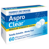 Aspro Clear 60 Tablets