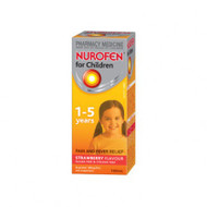 Nurofen 1-5years Strawberry 100ml