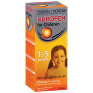 Nurofen 1-5years Orange 200ml