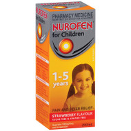 Nurofen 1-5years Strawberry 200ml